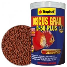 Ração Discus Gran D-50 Plus 44 Gr