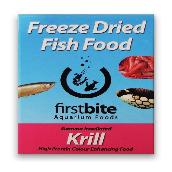 Racao first bite freeze dried krill bcu