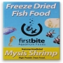 Racao first bite freeze dried mysis shr