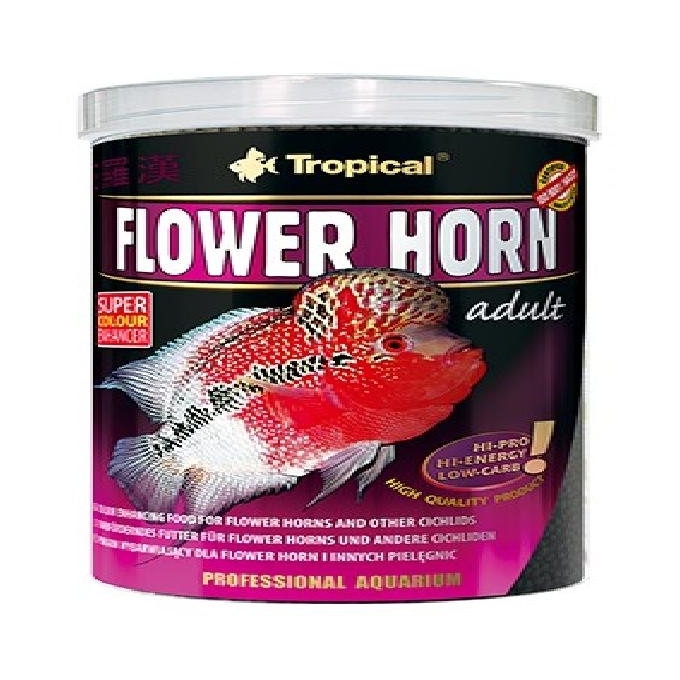 Racao flower horn adult 380 gr