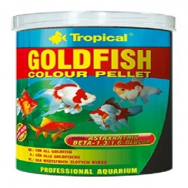 Racao goldfish colour pellet 90 gr