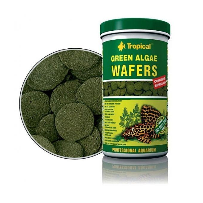 Racao green algae waffers 113gr