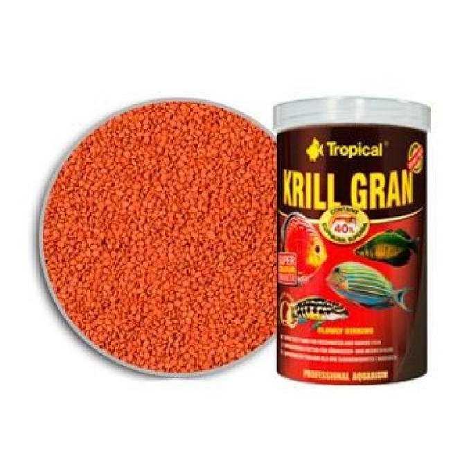 Racao krill gran 135 gr