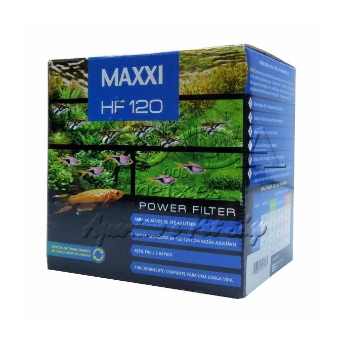 Filtro Maxxi Hf 120