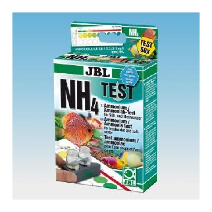 Teste nh4 jbl
