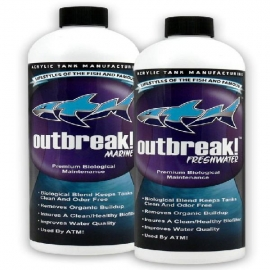 Outbreak freshwater 118 ml